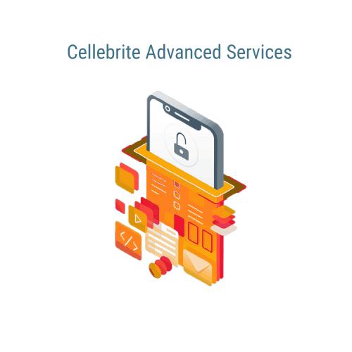 Dịch vụ mở khóa, phục hồi dữ liệu thiết bị di động đời cao – Cellebrite Advanced Servies