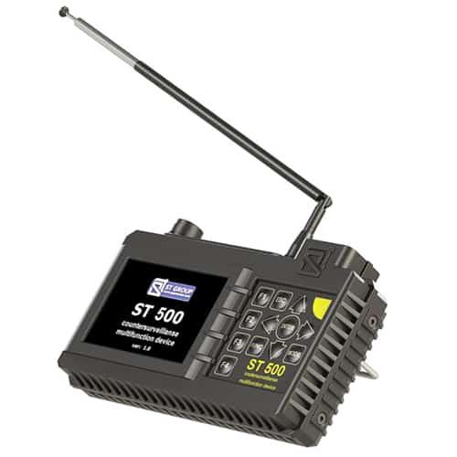 Hệ thống phát hiện và định vị thiết bị phát sóng di động