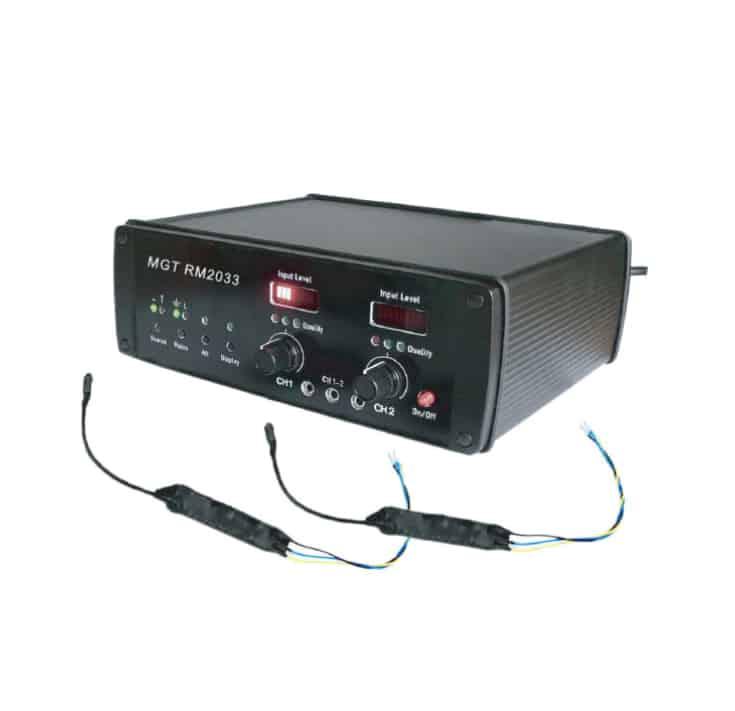 Hệ thống thu phát âm thanh qua đường điện lưới