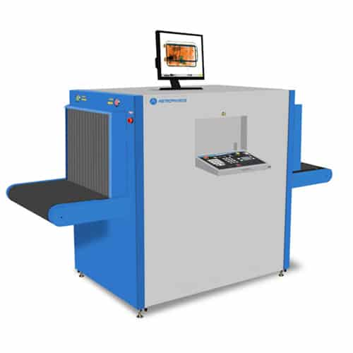 Baggage scanners & inspection systems