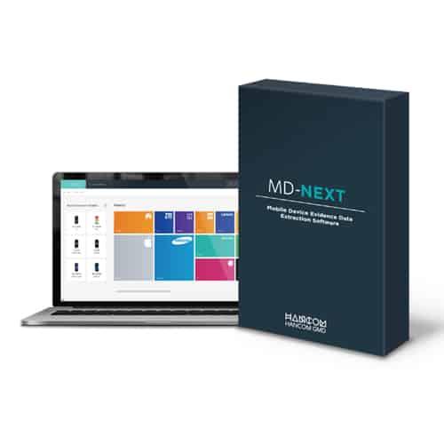 Phần mềm trích xuất, phân tích dữ liệu điện thoại di động MD-NEXT