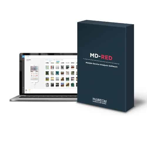 Phần mềm tổng hợp và phân tích dữ liệu nâng cao MD-RED