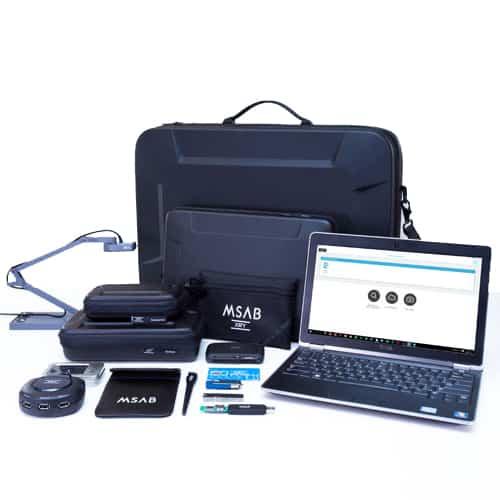 Phần mềm trích xuất, phân tích dữ liệu điện thoại di động MSAB Office