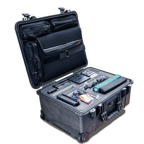 Bộ công cụ trích xuất và phân tích dữ liệu điện thoại và máy tính tại hiện trường Fly Away Kit