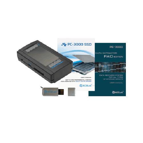 PC3000 Portable – Hệ thống di động phục hồi dữ liệu trên ổ cứng