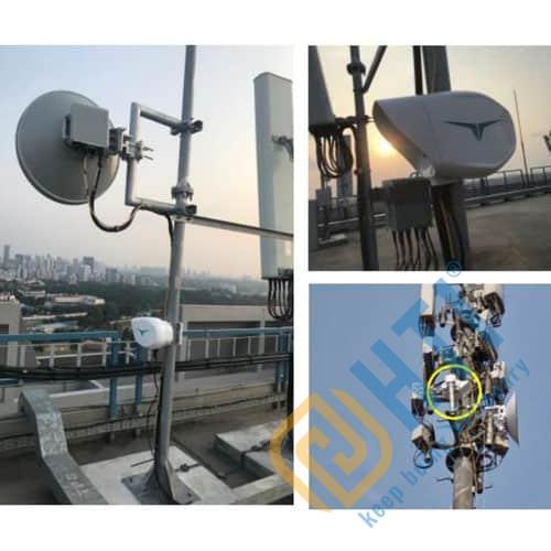 Hệ thống đường truyền mạng không dây chuyên dụng