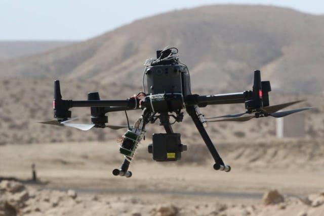 Bảo vệ các khu vực quan trọng bằng hệ thống phát hiện và chế áp thiết bị bay không người lái